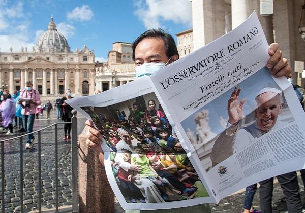 """Taktičko predusretanje propitivanja enciklike pape Franje """"Fratelli tutti"""" i eutaniziranje vjerničke kritičnosti"""