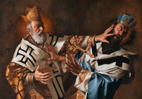 Kristološka zamagljenja i rasvjetljenja