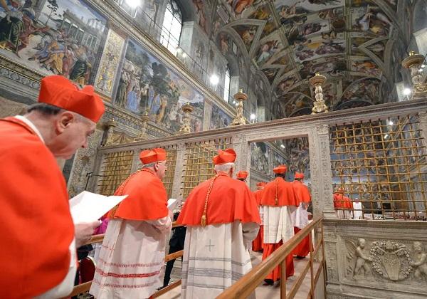 Biranje pape – vrhovnog poglavara Katoličke Crkve