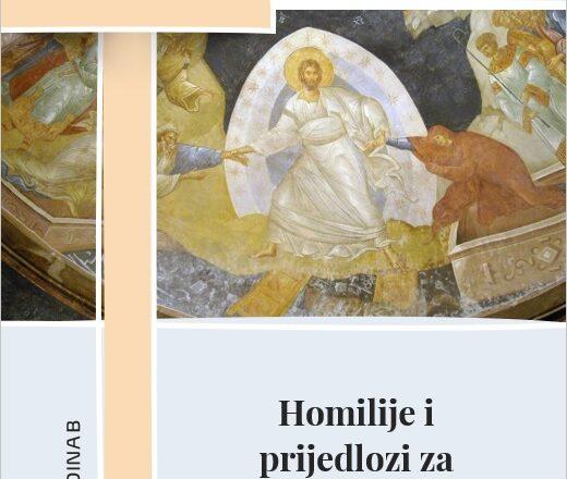 Vazmeno vrijeme (B): homilije i liturgijsko pjevanje [PDF]