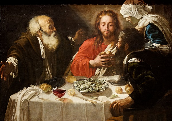 Prepoznaše ga u lomljenju kruha: tumačenje Lk 24,13-35