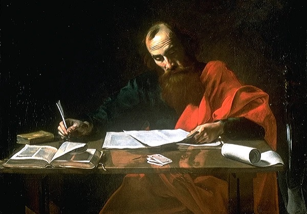 Presveto Trojstvo (B): Ne primiste duha robovanja