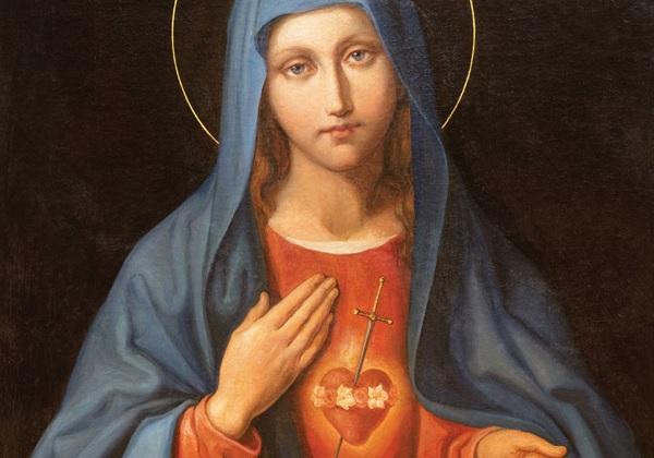 Bezgrešno Srce Blažene Djevice Marije