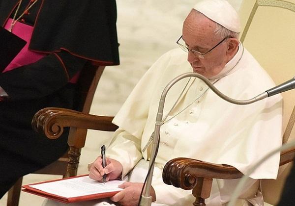 Novo kazneno pravo Katoličke Crkve