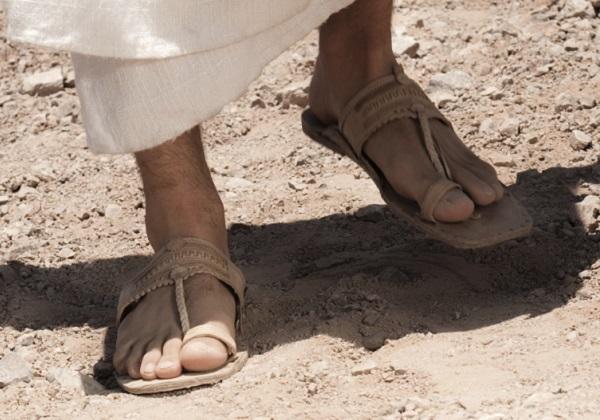 15. nedjelja kroz godinu (B): Samo sandale