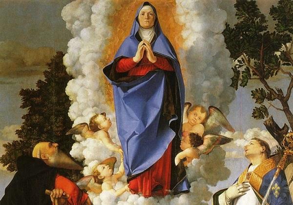 Uznesenje Blažene Djevice Marije i ispovijest vjere u liturgiji