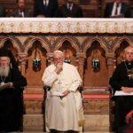 Zajednička poruka pape Franje, ekumenskog patrijarha Bartolomeja ikenterberijskog (anglikanskog) nadbiskupa Justina o brizi za stvoreni svijet