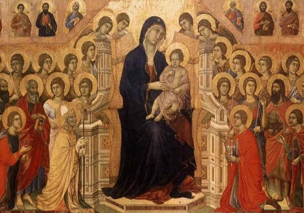Blažena Djevica Marija – uzor vjere i Majka Crkve