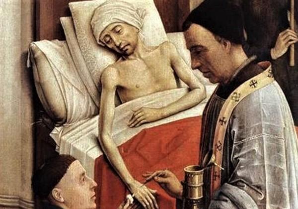 Sakrament bolesničkog pomazanja – znak Božje ljubavi prema bolesnima i nemoćnima