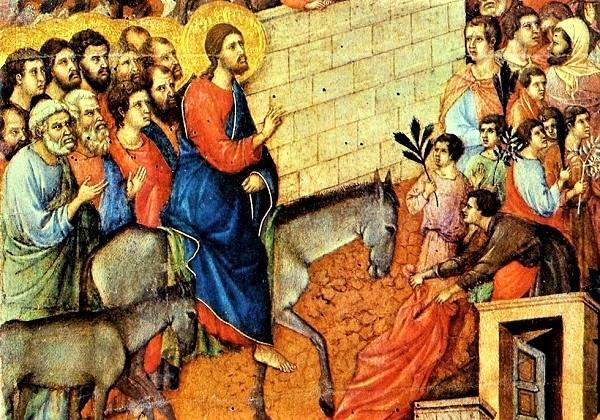 Biti Isusu na raspolaganju – razmišljanje uz Cvjetnicu (A)