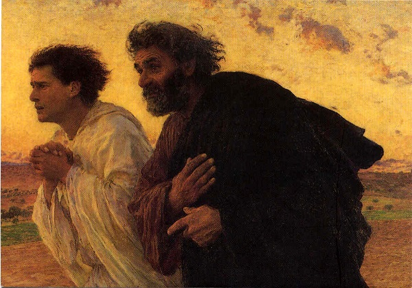 Nedjelja uskrsnuća Gospodinova: Ubrus bijaše napose složen