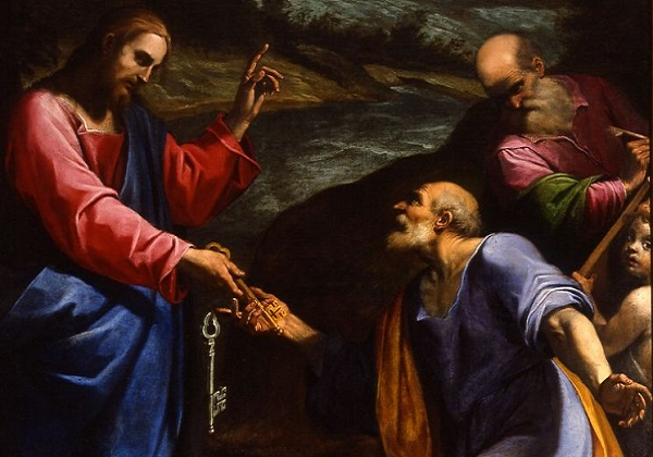 Master ključ – razmišljanje uz 21. nedjelju kroz godinu (A)