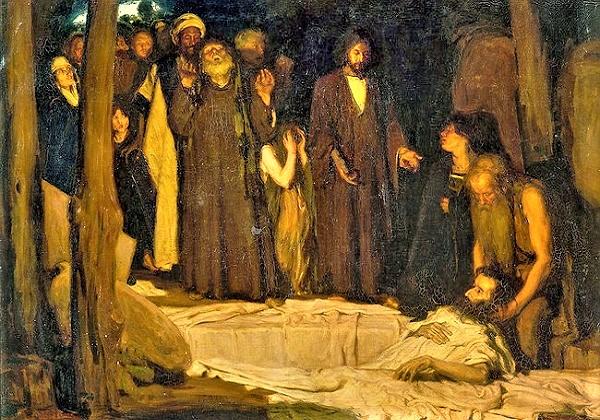 5. korizmena nedjelja (A): Da si bio ovdje, brat moj ne bi umro