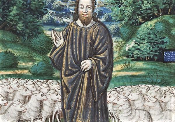 4. vazmena nedjelja (A): Ovce?