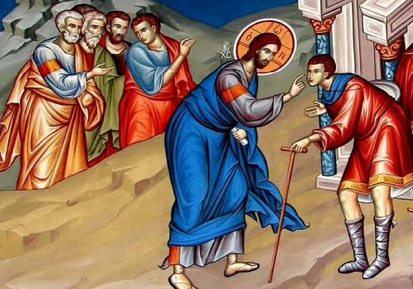4. korizmena nedjelja (A): Tko li sagriješi?