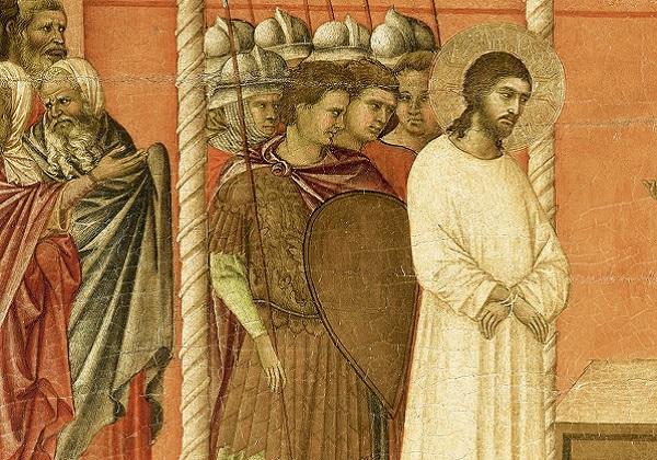 Nedjelja Muke Gospodnje (A): Isus je šutio