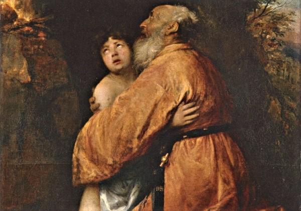 """Ne boj se, Abrahame!"""