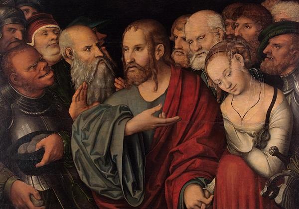 Ponedjeljak 5. korizmenog tjedna: Tko je od vas bez grijeha