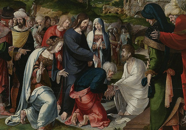 Isus oslobađa iz groba – razmišljanje uz 5. korizmenu nedjelju (A)