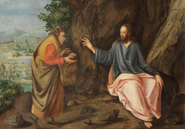 1. korizmena nedjelja (A): Ne živi čovjek samo o kruhu