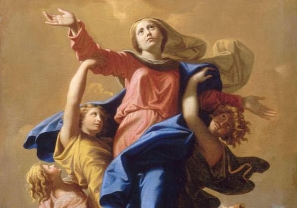 Uznesenje kao dar milosrđa – razmišljanje uz Uznesenje Blažene Djevice Marije