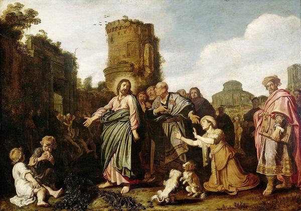 20. nedjelja kroz godinu (A): Žena Kanaanka
