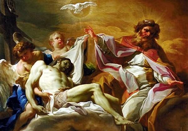 Presveto Trojstvo (A): Bog milosrdan i milostiv