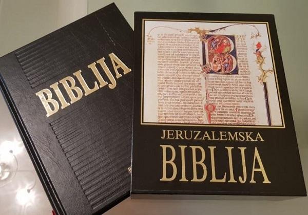 Sveto pismo – pisana riječ Božja