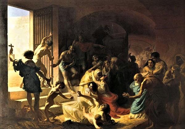 Prvomučenici Svete Rimske Crkve