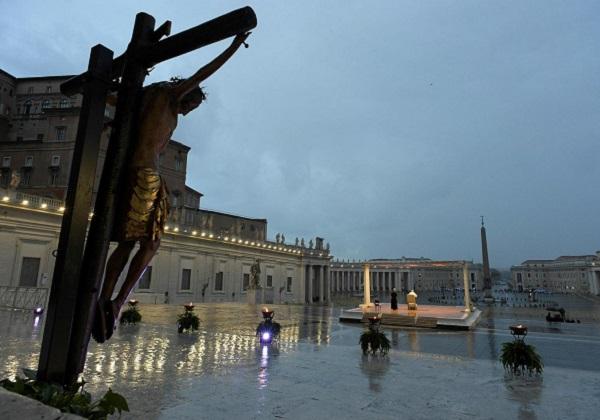Trg u Vatikanu i naše tržnice